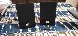 HP USB Speakers