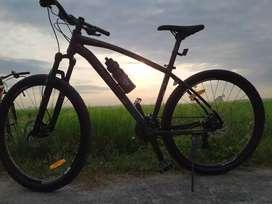 Di Jual Sepeda MTB Thrill Cleave 1.0 bonus crank hollowteck 2