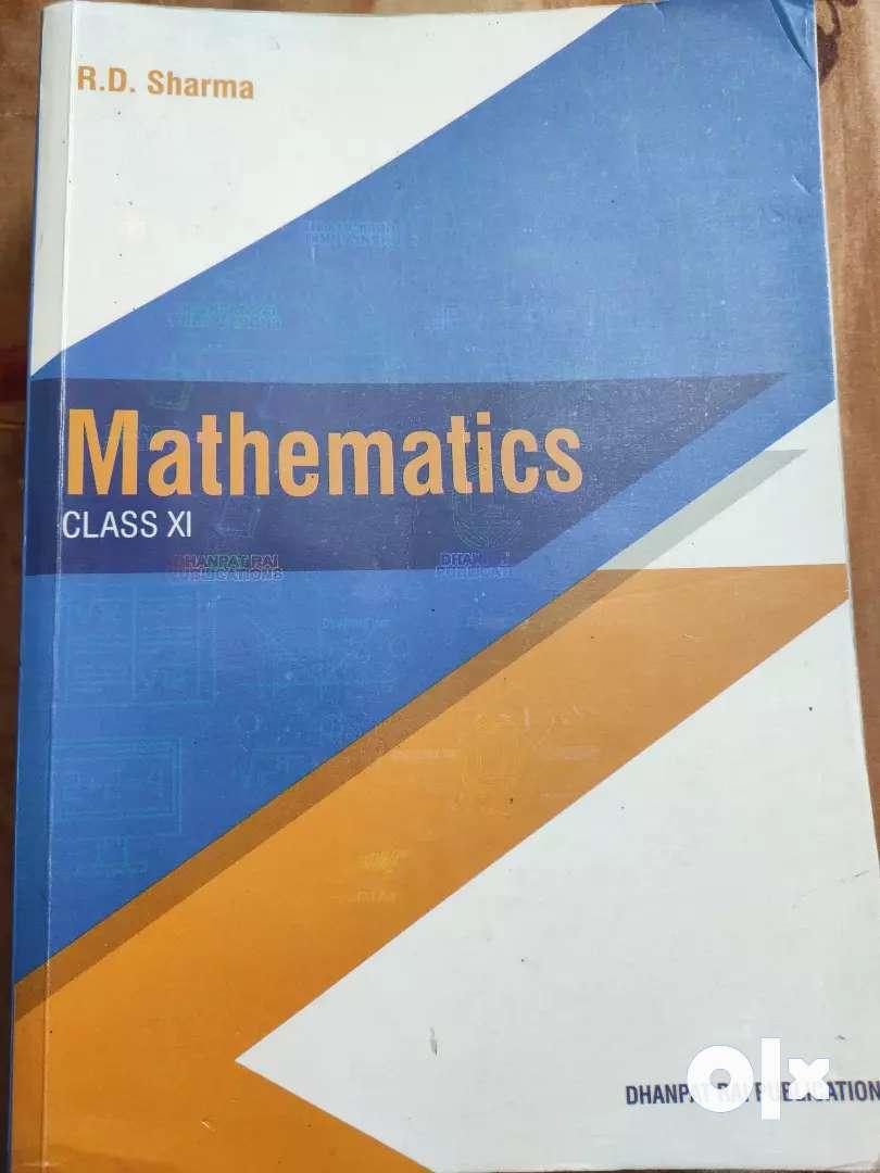R.D.Sharma Class11(Maths) 0