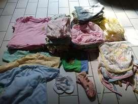 Preloved pakaian bayi / baju bayi / atasan bayi / kaos bayi