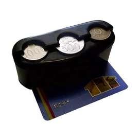 Car Coin Card Holder / Tempat Koin Kartu Mobil