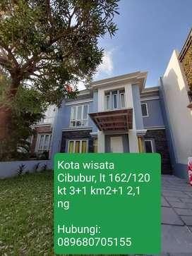 Dijual rumah dikota wisata cibubur