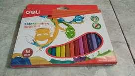 Crayon Sekolah Anak Bagus