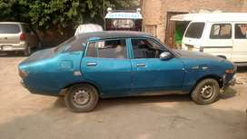 Datsun 120y for exchange with any car