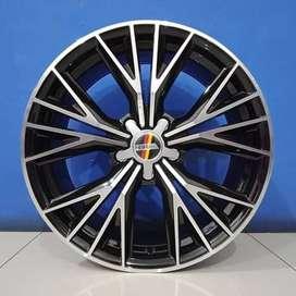 Velg Mobil Mercy Ring 18 HSR Wheel Type SIDOM Pcd 5x112