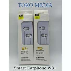 SMART EARPHONE W3+