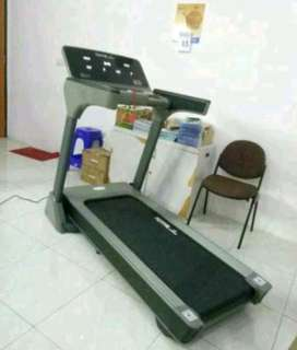 BIG Treadmill Electric 1 Fungsi with Incline auto