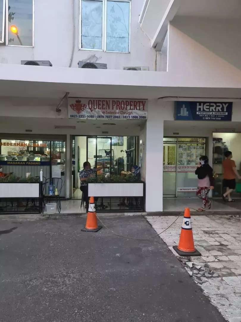 Jual Kios di Apartemen Bassura dekat Lobby 0