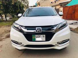 Honda Vezel 2016 Model 10/10 Condition hasil kare on easy installments