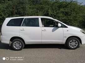Toyota Innova well Maintained