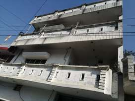 Second floor with terrace,