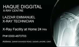 Home x ray services