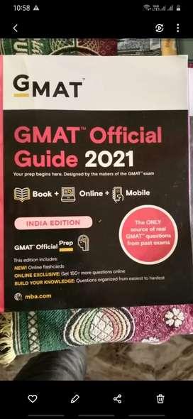 G MAT OFFICIAL GUIDE 2021