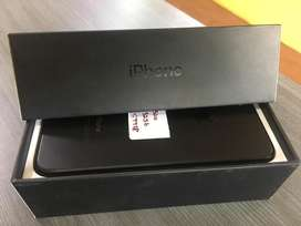Iphone 7 128gb brand new condition black colour