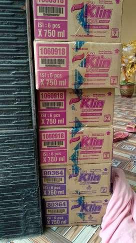 Soklin liquid 750 ml