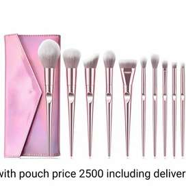 Makeup brushes high quality