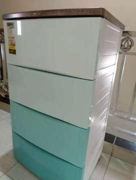 ODC 04 olymplast/box laci serbaguna pink,hijau