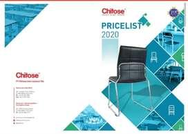 Kursi lipat CHITOSE new product