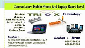 Mobile Phone and Laptop services Training