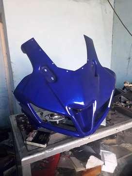 Tameng R15 V2 model V3