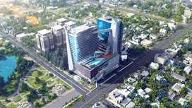 Luxury Apartment with hotel services for sale in J7 Emporium,Islamabad