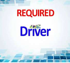 Full time driver required