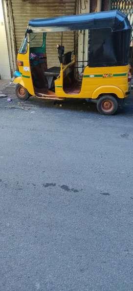 Bajaj Autorickshaw