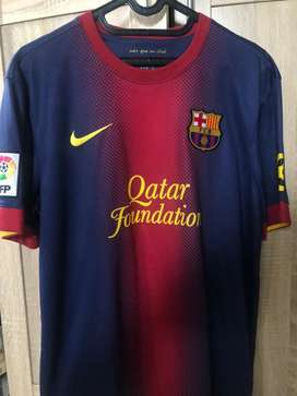 Jersey Barcelona Original (Home 12/13)