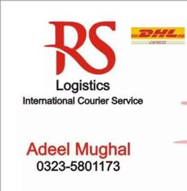 Required femail staff in courier service office