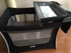 Jual Box Baby (tempat tidur bayi) Merk JOiE bekas Murah Bekasi