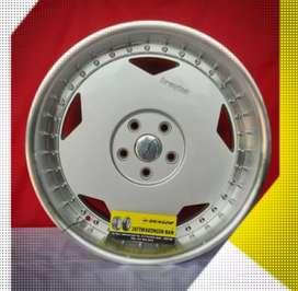 Velg racing Honda Ring 18 Hole 5 pcd 114,3 Lebar 8,5/9,5