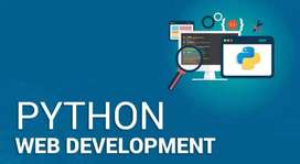 Python Developer with Django framework and Pyautogui