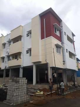 Ready to occupy 2bhk Flats for sale near Avadi