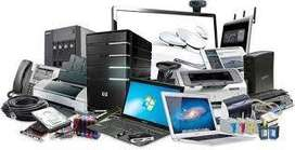 IT services Comp/Lap, servers, firewall,CCTV, Lan,