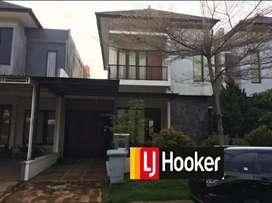 Rumah di sewakan di harapan indah heliconia extension Bekasi