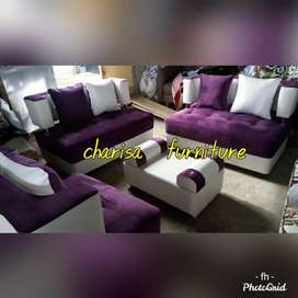 sofa tiger malis purple