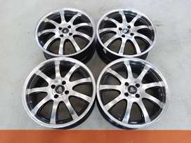 Velg Bekas Type Modelart Ring 17 Buat Vios,Swift,Yaris,Aveo,Mazda2 dll