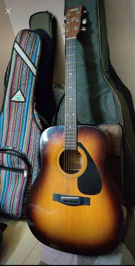 Yamaha F 310 accoustic guitar