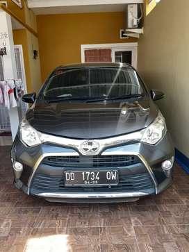 Toyota calya type G 1.2 matic