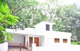 5.5 cent 1300 sq.ft newly constructed  house near kanakary main road