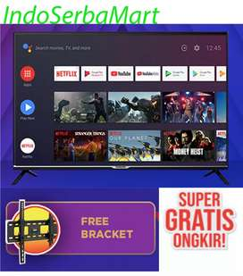 LED TV 32 Inch Changhong Netflix TV Google certified Android