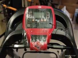 New treadmill electrik pgt