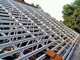 Pemasangan atap baja ringan berpengalaman dalam bidangnya
