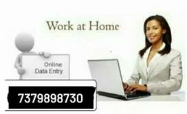 Online jobs part time jobs. knowledge on computer internet is enoug
