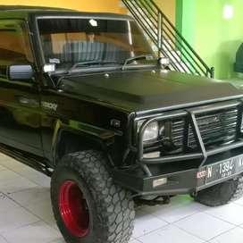 Taft Rocky Diesel 4x4 1988 TT Oke
