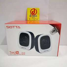 SPEAKER SOTTA TWO N /SPEAKER USB /PC/LAPTOP/HP/BEST SELLER