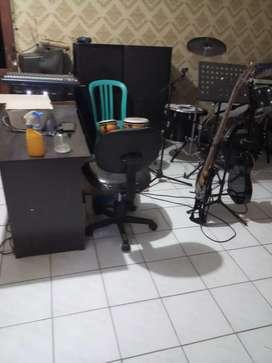 Jual  Sound Mixer power.