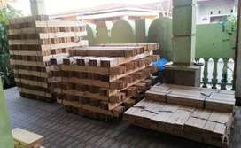 Dijual kayu balok jati belanda