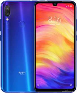 mi note 7 new in warranty period phone only 8000 re