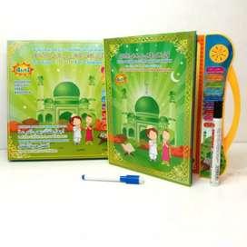 Ebook muslim 4 BAHASA e book mainan edukasi islamic
